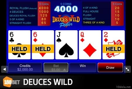 DeucesWild 188bet